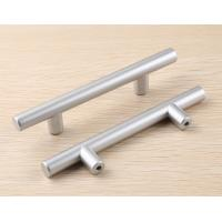 Quality Plastic Kitchen Cabinet Drawer Pulls , D Handles Pull Knobs For Kitchen Cabinets Pearl Silver for sale
