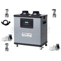 Digital Remot Control Soldering Smoke Absorber 200W With Double Arm Manufactures