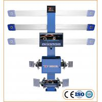 Double LCD Auto Trucking T268 3D Car Wheel Aligner Manufactures