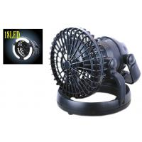 Powerful Outdoor LED Camping Fan With Double Battery Operated 3V Manufactures
