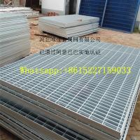 Galvanized steel grating Manufactures