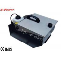 Professional Terra Stage Fog Machine 1200W Low Lying Smoke Machine For Commercial / Stage  X-018 Manufactures