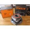 Automibile TIMKEN Wheel Hub Bearings Front Wheel Bearing High Speed Manufactures