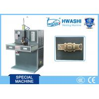 China AC Pulse Medium Frequency Micro Spot Welding Machine 25 KVA For Commutator on sale