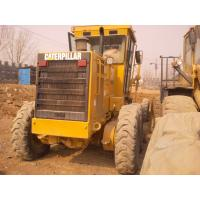 Road Maintainer Used Road Grader Caterpillar 140H Second Hand With 93% Tyre Manufactures