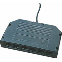 12V 6 Way Splitter Box LED Lighting Distributors for Cabinet LED Illumination Manufactures