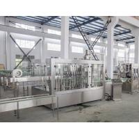 Buy cheap Small Beverage Washing Filling Capping Machine For Bottle Water Line/Water from wholesalers