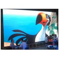 China Animation Video Outdoor LED Advertising Display , P3 Indoor 1R1G1B  Full HD LED Boards on sale