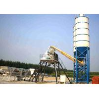 Automatic Concrete Batching Plant Electrical Ready Mixed Easy Installation Manufactures