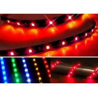 7 Colors LED Underbody Lights Durable 12v Decorative Waterproof Strips Manufactures