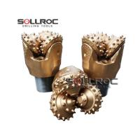 IADC API Carbide Tungsten Tricone Rock Roller Bits For Oil Drilling Manufactures