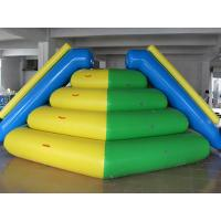 4m Kids Durable Inflatable Water Games Water Slide For Seaside Manufactures