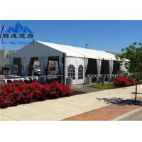 Clear Span Outside Event Tents With Insulated Wall For Family Parties Manufactures
