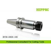 BT 30 Spring Collet ER Tool Holder With 20 mm Clamping Diameter For CNC Cutting Manufactures