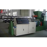 Single Screw Extruder Machine Manufactures