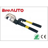 HT-131L Hydraulic Hand Crimping Tool , Wire Cable Crimping Tool For Compress Copper Manufactures