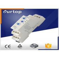 Buy cheap SPDT ( 1NO + 1NC ) Multifunction Timer Relay 5% Mechanical Setting 5A Rated  Current A from wholesalers