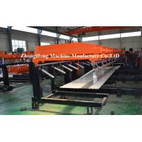 CE Approval 6 Meters Auto Stacker For Roofing Collection Pneumatic Drive Manufactures