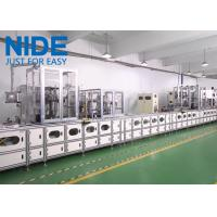 Three Phase Electirc Motor Stator Winding Machine With Remotor Control Manufactures