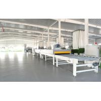Professional UV Coating Machines With Roller Conveyor 16000KN Max Pressure Manufactures