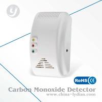 Wireless / Ac Powered CO Alarm Detector With Semiconductor Co Sensor LYD-706CS Manufactures