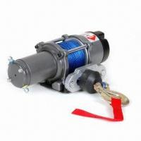Buy cheap protable Electric boat winch(12-24V) from wholesalers