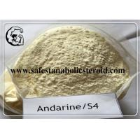 SARMs White Powder Andarine / S4 / GTx-007 for Increasing Muscle Mass Manufactures