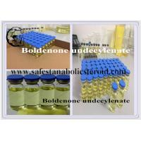 Bodybuilding Boldenone Undecylenate Injectable Anabolic Steroids 13103-34-9 Manufactures