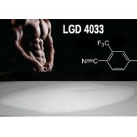 Sarm Lgd4033 for Muscle Gain Lgd-4033 Treatment of Muscle Wasting Sarm Powder Lgd-4033 Ligandrol CAS 1165910-22-4 Manufactures