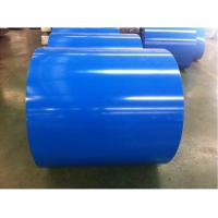 JIS Standard Color Coated PPGL Steel Coil For Sandwich Steel Panels Manufactures
