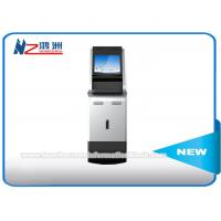 LCD Digital Multi Touch Screen Hotel Lobby Kiosk 19 Inch Touchscreen Monitor Manufactures