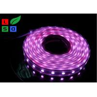 Quality 12V 5050 SMD Flexible LED Strip Lights With IR Remote Controller For Decorating for sale