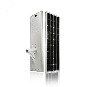 PIR 80W 100W 120W Integrated LED Street Light SAA Aluminum Manufactures