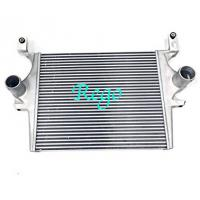 Hyundai Ix35 Auto Intercooler Aluminum Material White Color With Kits Manufactures
