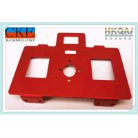 Buy cheap Red Anodizing CNC Metal Fabrication from wholesalers