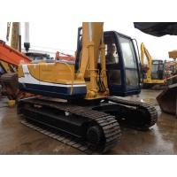 12 Ton Used Kobelco 120 Excavator Year 1999 0.5M3 Bucket Capacity 4 Cylinder Manufactures