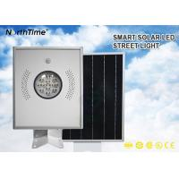 High Competitive Outdoor IP65 Waterproof All In One Solar Street Light LED Manufactures