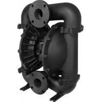 Environmental Protection Diaphragm Mud Pump / Small Air Operated Submersible Pump Manufactures