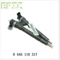 High Pressure Fuel Injector , Small Gas Fuel Injector 0 445 110 317 Manufactures