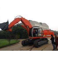 High Performance Face Shovel Diesel Hydraulic Mini Excavator TYSIM CE400-6 Manufactures