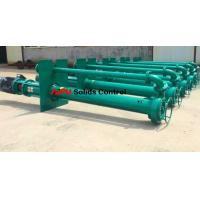 Durable reliable submersible slurry pump used in drilling mud solids control Manufactures