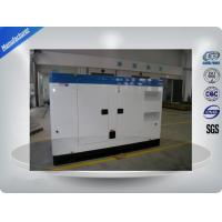 Three Phase Canopy Generator Set , 450Kw / 563Kva Power Generating Sets Manufactures
