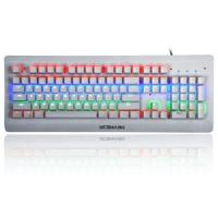 Bloody Light Strike Infrared Switch Keyboard Gaming Blue Switchs Wired 104 keys Manufactures