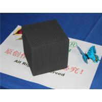 Clean Room Honeycomb Activated Carbon Filter Media / Activated Carbon Filter Material Manufactures
