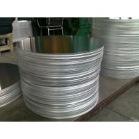 1100  3003  5052 H14   1.2mm to 3.0mm Aluminum Circle / Disc For Road / traffic signs Manufactures