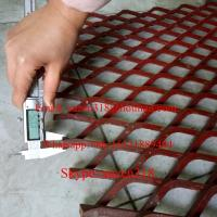 heavy duty expanded metal mesh / expanded metal catwalk wire mesh Manufactures