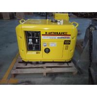 Conpact design , super silent 5KW diesel silent generator OEM brand , high perofrmance with good price ! Manufactures
