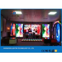 Indoor HD P2.5 Small Pitch LED Display Advertising Led Sign 480 X 480mm Manufactures