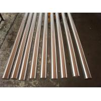 Quality High Precision Ground Shaft Hard Chrome Plated with ISO9001:2008 for sale