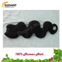 Beautiful Body Wave Human Hair Extension Soft Virgin Indian Human Hair Manufactures